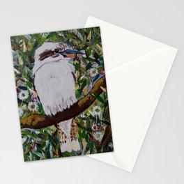 MACLEAY ISLAND KOOKABURRA 2 Stationery Cards
