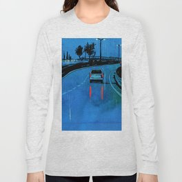 Nightscape 03 Long Sleeve T-shirt