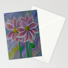 Mystic Flora Stationery Cards