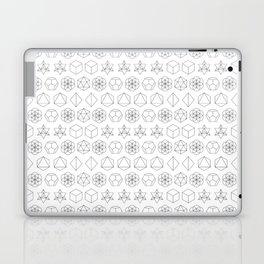 Manifestation of Seed Laptop & iPad Skin