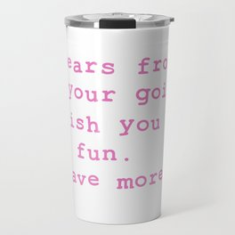 20 Years from now Travel Mug