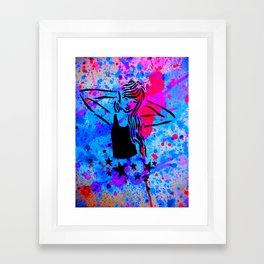 Song in My Head Framed Art Print