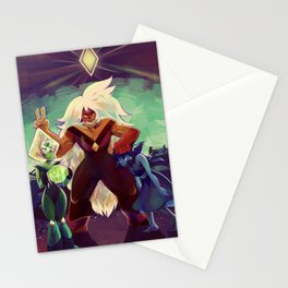 Homeworld Gems Stationery Cards