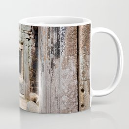 Ancient Doorway Coffee Mug