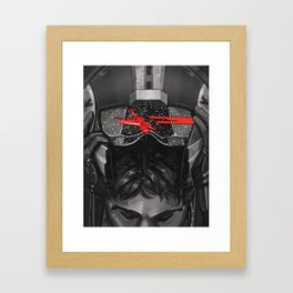 ROGUE LEADER Framed Art Print