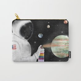 space graffiti Carry-All Pouch