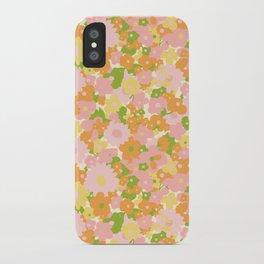 vintage 15 iPhone Case