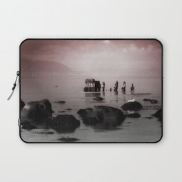 The Old Wreck Laptop Sleeve