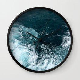 Water (Ocean Waves) Wall Clock