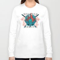 oriental Long Sleeve T-shirts featuring Oriental by Tshirt-Factory