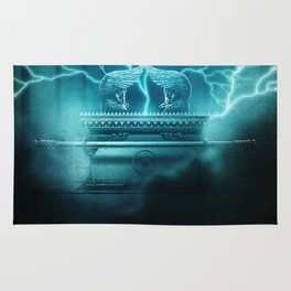 The Ark of the Covenant Rug