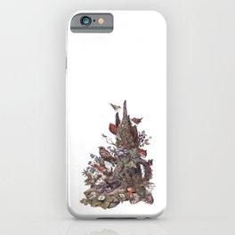 Stump (no labels) iPhone Case