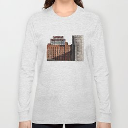 FIVE ROSES FLOUR REFINERY Long Sleeve T-shirt