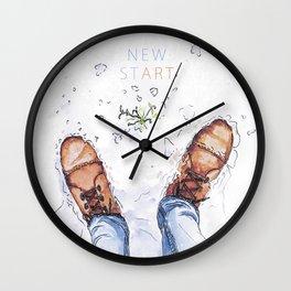 New Art Wall Clock