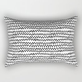 CAL CHEVRON Rectangular Pillow