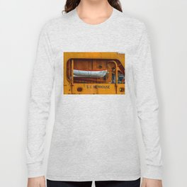 The Ferry Boat Newhouse Long Sleeve T-shirt