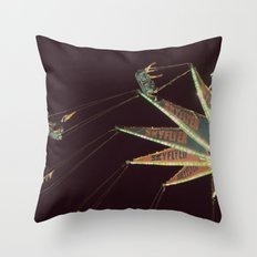 All the Pretty Lights - III Throw Pillow