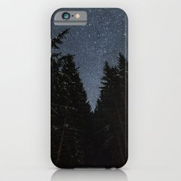 Night Walks | Nature and Landscape Photography iPhone Case