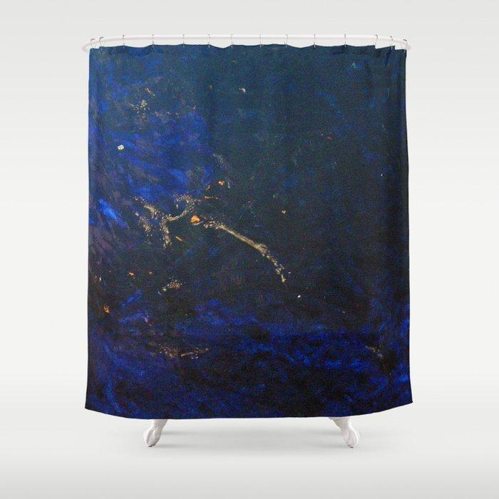 PF2 Shower Curtain