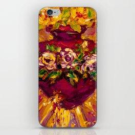 Sacred love II iPhone Skin