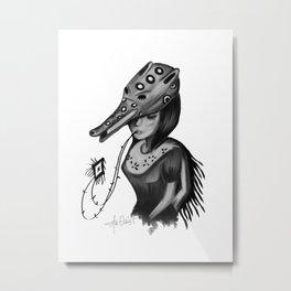 Guatemalan Metal Print