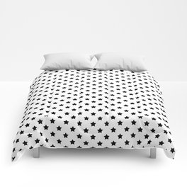 A simple ,star2 Comforters