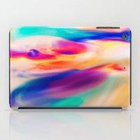 aurora iPad Cases featuring Aurora by Kimsey Price