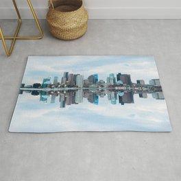 Boston reflection Rug
