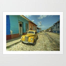 Trinidad Prefect  Art Print
