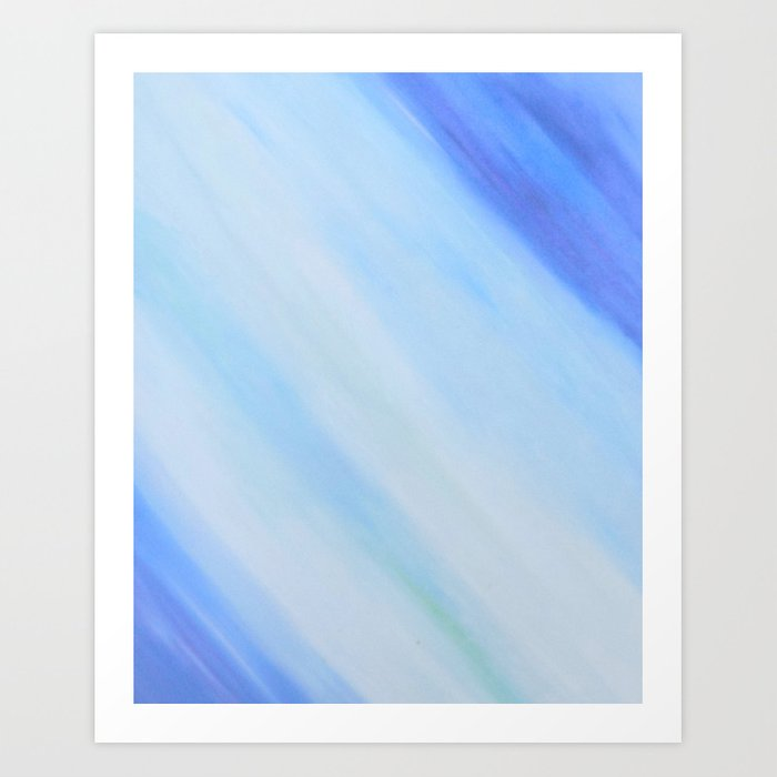 fog daze Art Print
