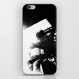 Under the Palms iPhone Skin