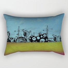 Skyscape 1 Rectangular Pillow