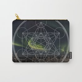 Northern Lights Star Carry-All Pouch