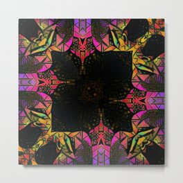 NM Design 2 Metal Print