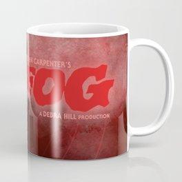 The Fog - Blood Red Coffee Mug