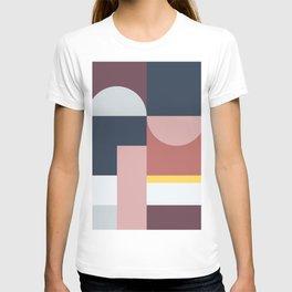 Abstract Geometric 05 T-shirt
