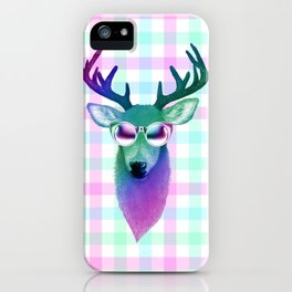 Pastel Summer iPhone Case