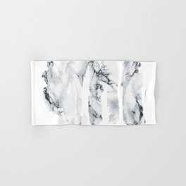 Marble stains Hand & Bath Towel