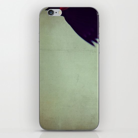 Flying In iPhone & iPod Skin
