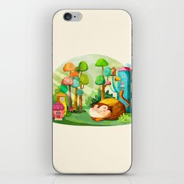 Naptime iPhone Skin