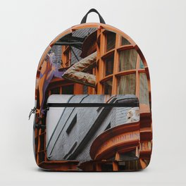 Weasley wizard wheezes Backpack