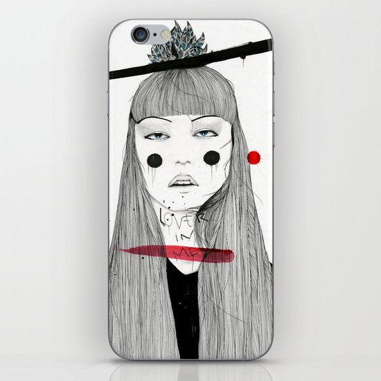 Lover in Me iPhone & iPod Skin