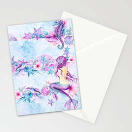 Enchanted Ocean #2 Stationery Cards