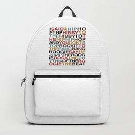 Raper's Delight Backpack