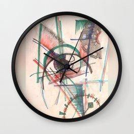 Engineers Prospective Wall Clock