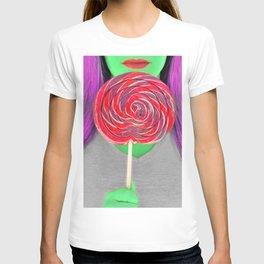 Space Lollipop T-shirt