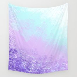 Mesmer'd Spring Wall Tapestry