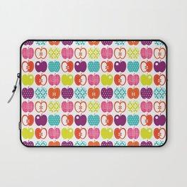 Textured Apples Laptop Sleeve