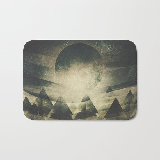 We are children of the moon Bath Mat