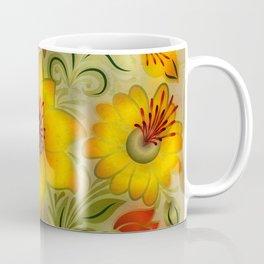 Shabby flowers #9 Coffee Mug